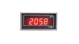 Cronometro digital de painel EFCTP