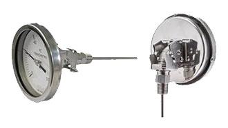 Termômetro bimetálico EFTBI-EA