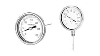 Termômetro bimetálico EFTBI