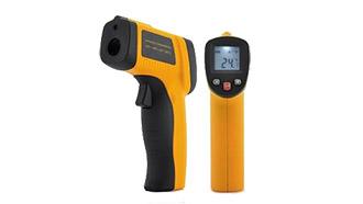 Termômetro infravermelho IV 420